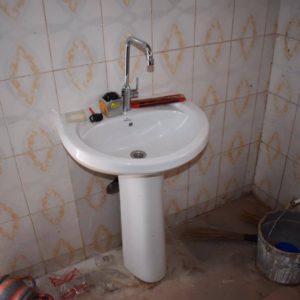 et lavabo après !