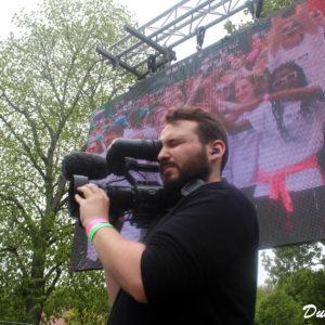 Les caméraman d'EVP