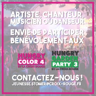 Hungry Color – Recherche artistes