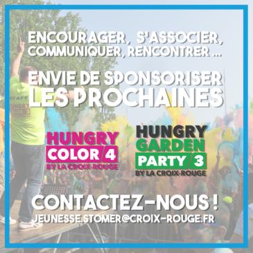 Hungry Color – Recherche sponsors